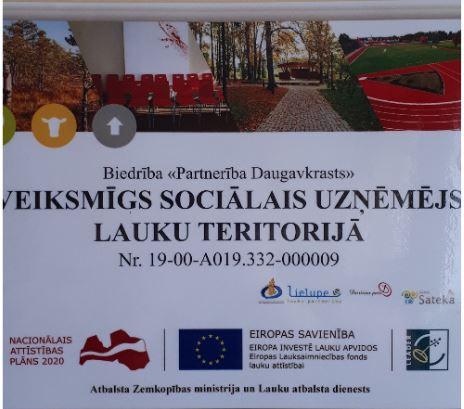 """Gulbenes novadā norisinājās seminārs/darbnīca """"Bizness + Sociālais mērķis = Sociālā uzņēmējdarbība"""""""